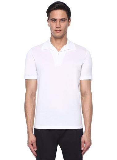 Caruso Tişört Beyaz